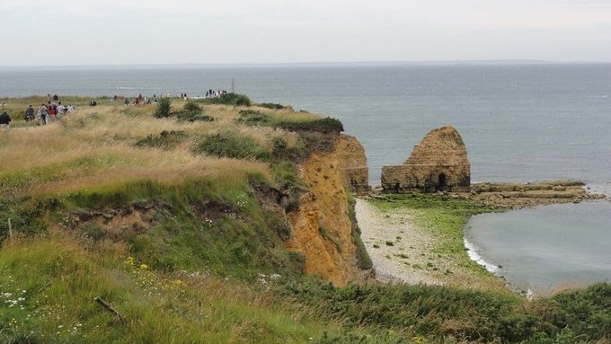 Suivez notre séjour en Normandie