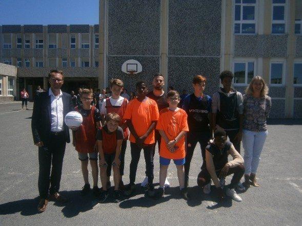 Coupe du monde de Du Bellay – Finale élèves